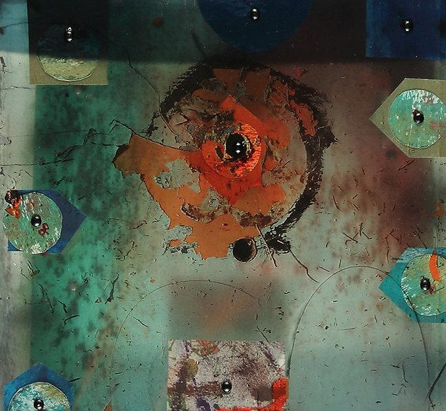 Oeuvre de Rita Rodrigue, artiste peintre