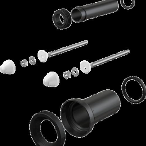 Alcaplast connector kit