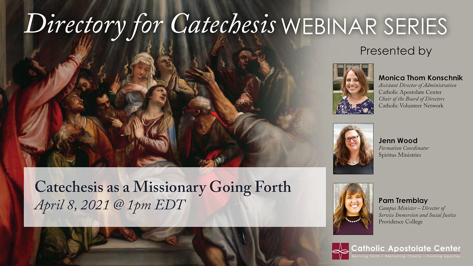 Catechesis as a Missionary Going Forth.j
