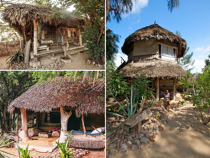 Kenyan Beach Hotel