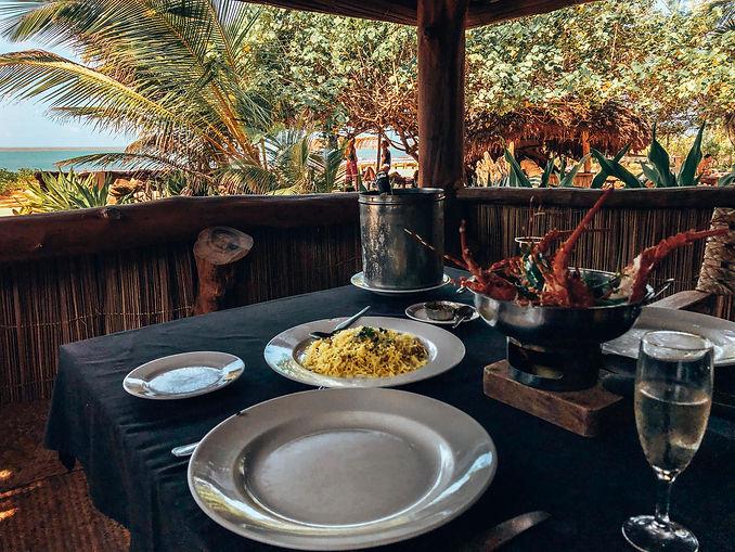Seafood Restaurant Kenya