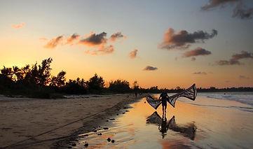 Kitesurfing Kenya