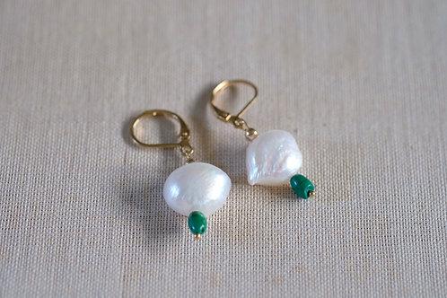Pearl Malachite