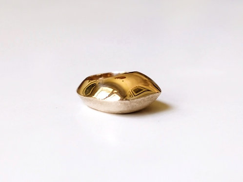 Two-Finish Ring (Size 7 1/2)