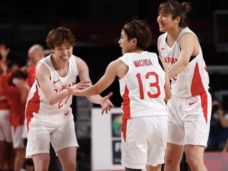 銀メダル獲得の女子バスケットボールの町田瑠唯を海外が絶賛