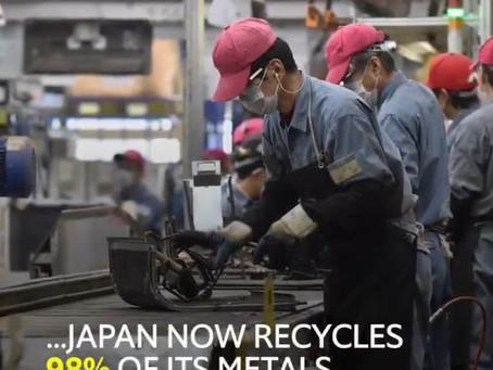 日本の家電製品のリサイクルシステムがすごい(エコノミスト)