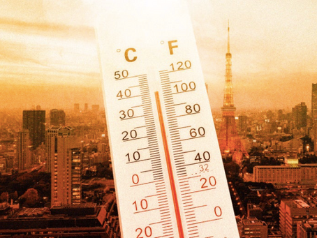 気候変動が東京オリンピックを大惨事に変える アメリカのオンラインマガジンSLATEが警告