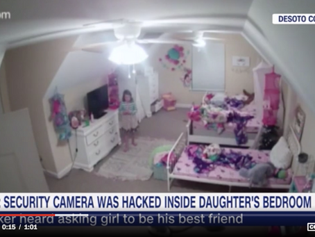 A hacker accessed a family's Ring security camera and told their 8-year-old daughter he was Santa Cl