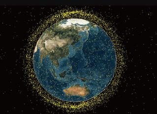 宇宙ゴミ回収人