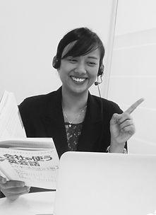 オンラインビジネス英会話講師のLyle