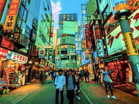 外国人に意外に人気がある新宿。こんなブログで研究しているのかも。