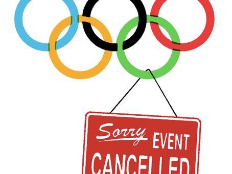 ニューヨークタイムズがオリンピックをキャンセルするべきだとの記事を配信