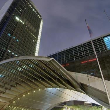 マカティの中心証券取引所