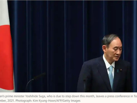 菅総理の交代では、日本の政治的危機はほとんど解決しない The Guardian
