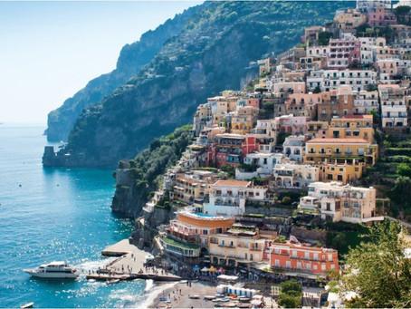 欧米で人気 世界一きれいと言われるイタリアAmalfi Coastのゴージャスホテル