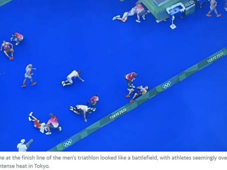 日本のオリンピック委員会は日本の気候に嘘をつきアスリートが代償を払っている  YAHOO! SPORTS  英語の記事を読もう