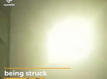 ウクライナの旅客機PS752便はイランのミサイルに誤射された  Al Jazeela