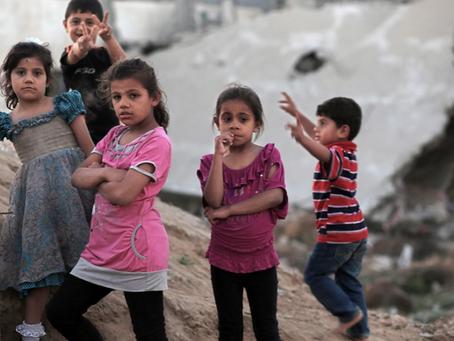 今Gazaでパレスチナとイスラエルの衝突で大変なことになっています
