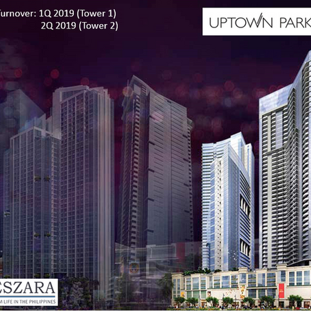 Uptown Park suitesご紹介(中古物件)
