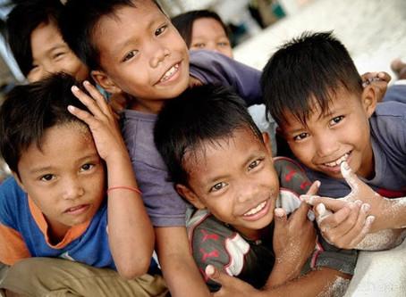 世界で最も幸せで楽観的な国、フィリピン