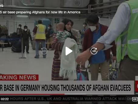 米国の無人機による攻撃で子供を含む1家9人が死亡 アフガニスタン