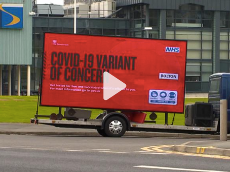 英国の科学者、現在のワクチンに勝るコロナウイルス亜種の出現は「ほぼ確実」と確信 - CNN  英語の記事を読もう