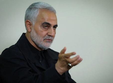 一気にアメリカとイラン衝突の可能性が高まる イラン革命防衛隊コッズ部隊のソレイマニ司令官、米軍が殺害