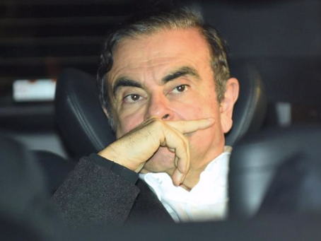 Ex-Nissan chief Carlos Ghosn has fled Japan for Lebanon CNN Business