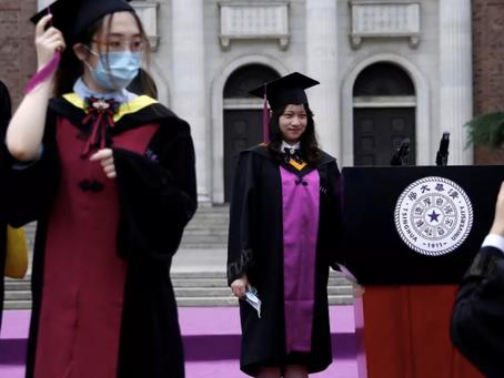英語の記事を毎日読むのが英語上達に役立つ 世界の大学ランキングでアジアの国が躍進しています