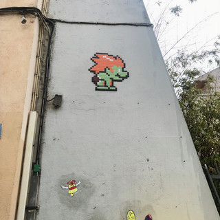 Mario X Blanka