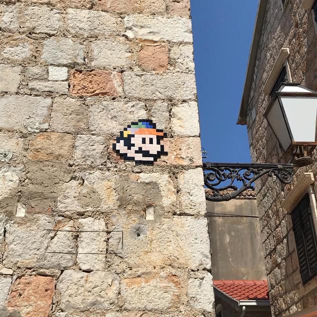 Mario X Shovel Knight