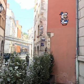 Mario X Donald Duck