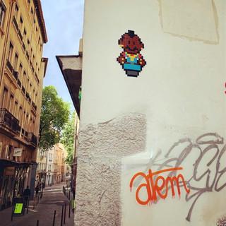 Mario X Mister T