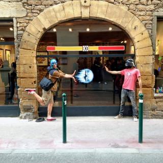 Solo Show in Lyon