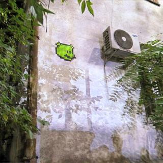 Mario X Shrek