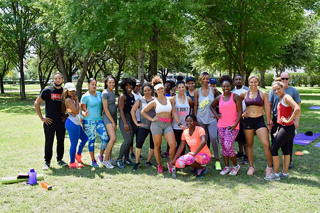 Bootcamp, Fitness Class, Outdoor Workout