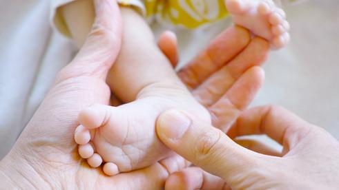 Foot Massage Stroke