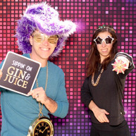 Disco Backdrop for photo booth