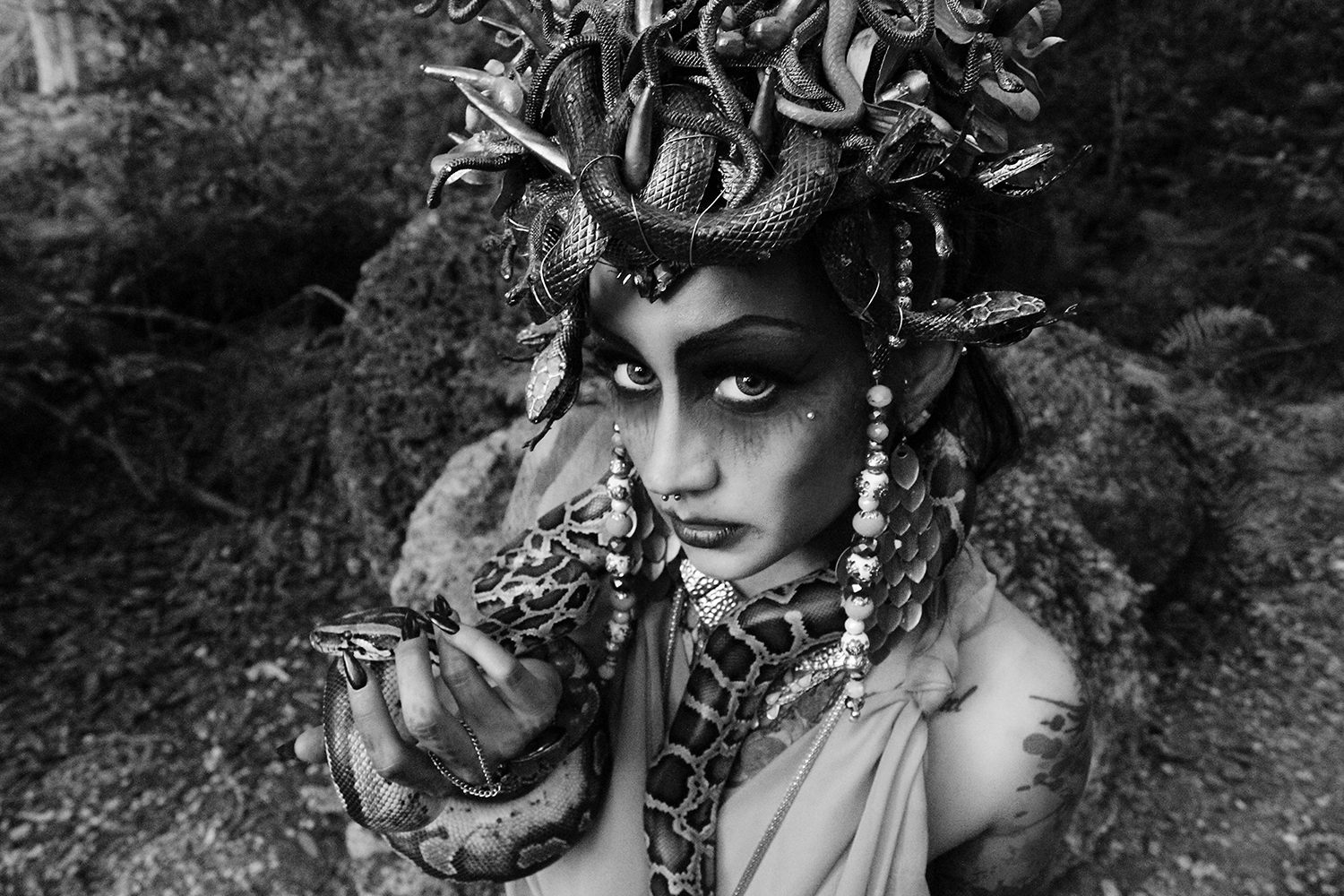 Medusa creative director darkbeauty