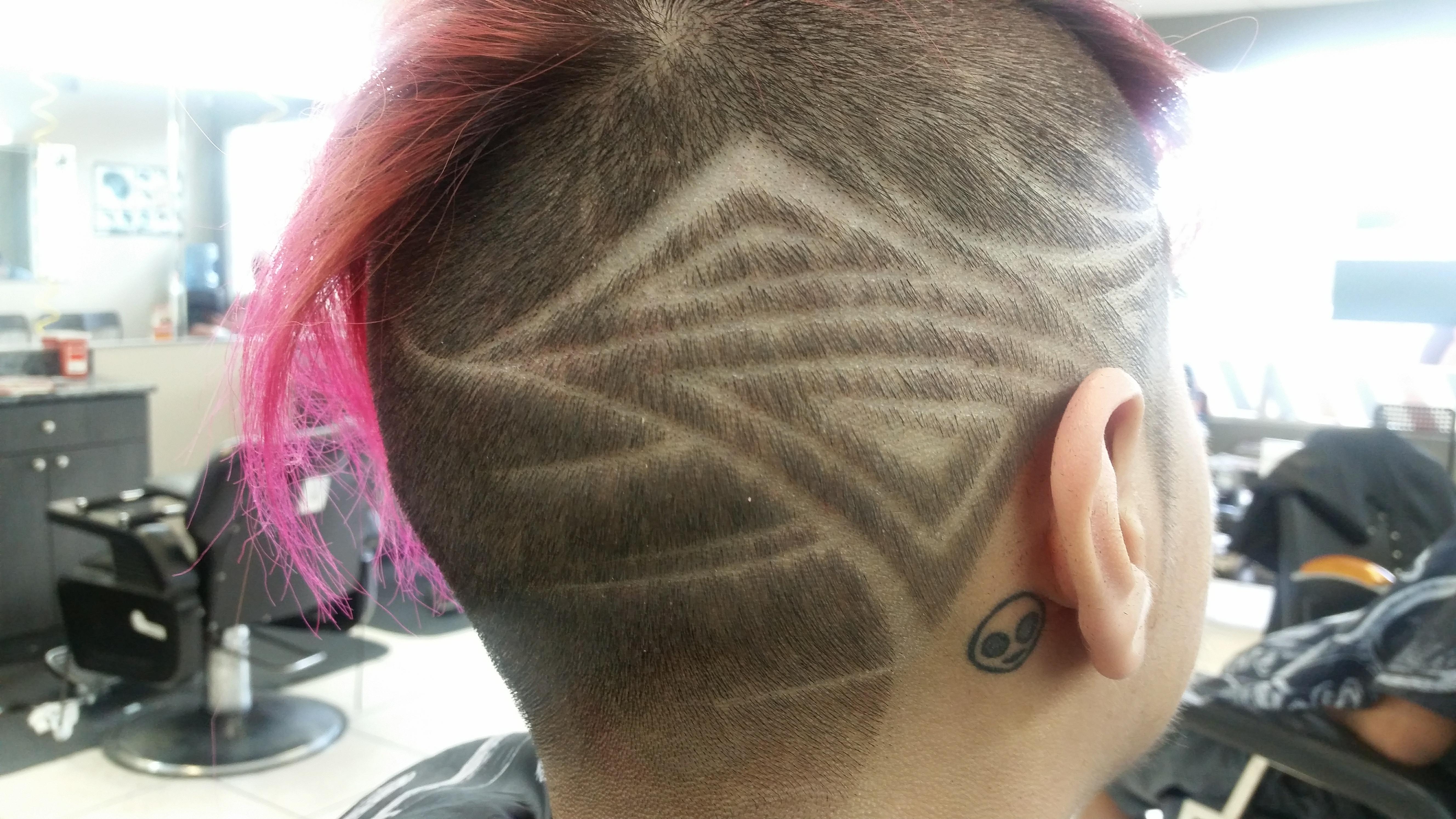freestyle design daze barber miami
