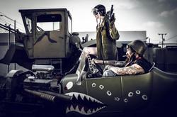 tank girl & booga