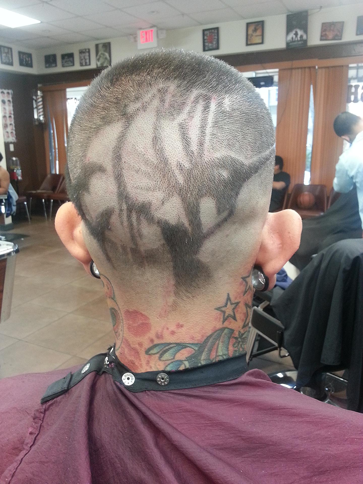 best barber in miami custom designs