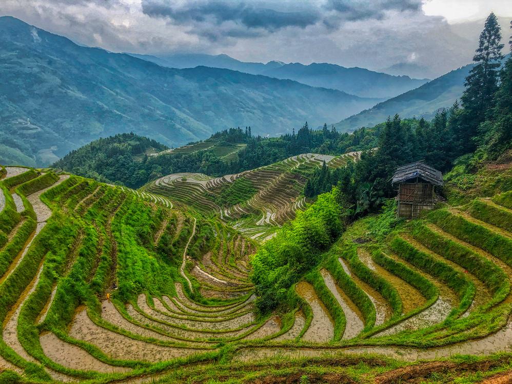 Longji Terraces, China