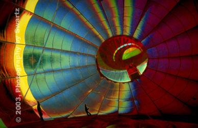 Inside Ballooning