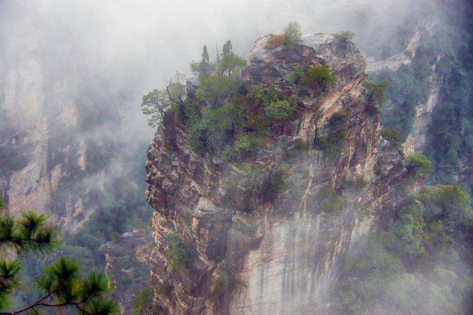 Enchanted Mountain, Zhangjiajie
