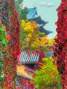 WaterTown in Autumn, Beijing