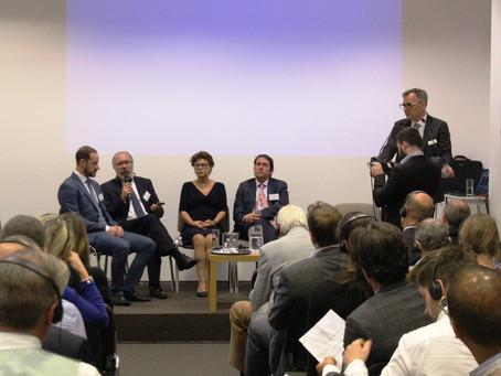 Seminário promove madeira brasileira no Reino Unido