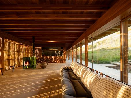 Casa em madeira é a única com certificação Platina do Brasil