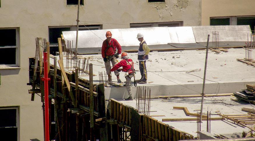 O valor da mão de obra influenciou a alta de 0,42% nos preços da construção civil - Foto: Helena Pontes/Agência IBGE Notícias
