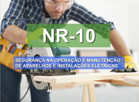 NR10 e NR12- Material informativo